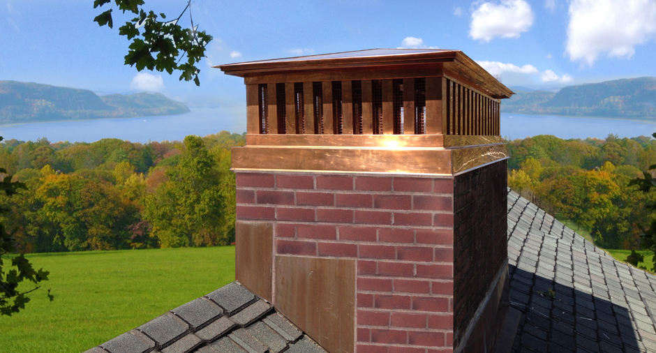Copper_Chimney_Top_Restoration
